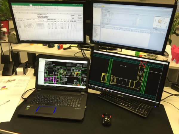 Laser Entfernungsmesser Cad : Hard und software thomas forster